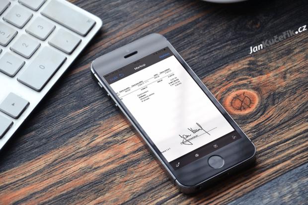 PSD podpis iOS 900_600